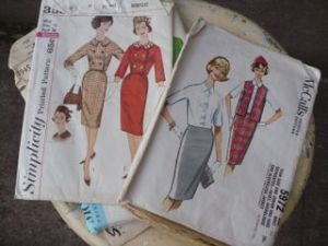 Love vintage patterns!